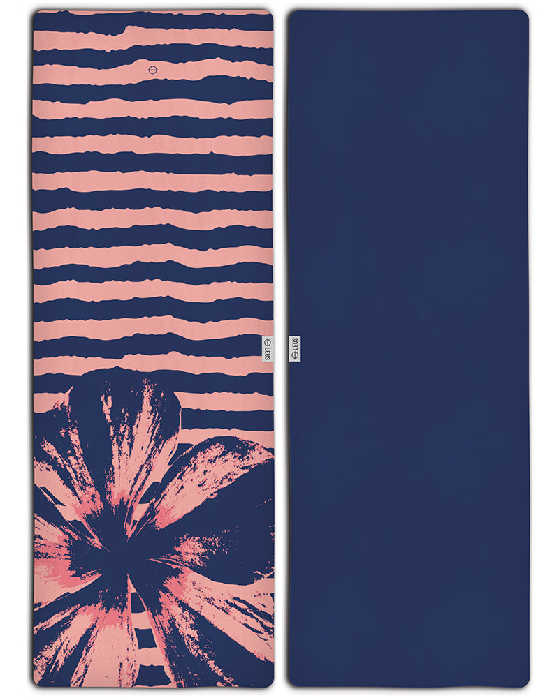 Floral Fever Yoga Towel