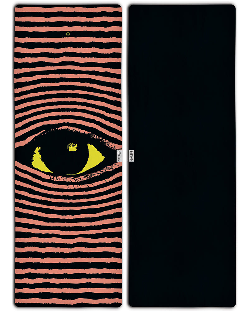 Looky Leus Yoga Towel