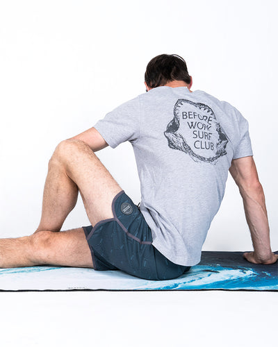 Todd Glaser x LEUS Yoga Towel - LEUS Towels