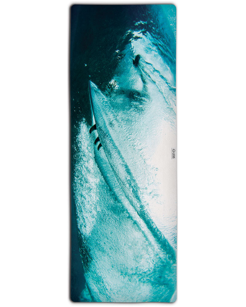Todd Glaser x Leus Yoga Towel