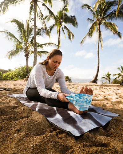 Aqua Gym Towel - LEUS Towels