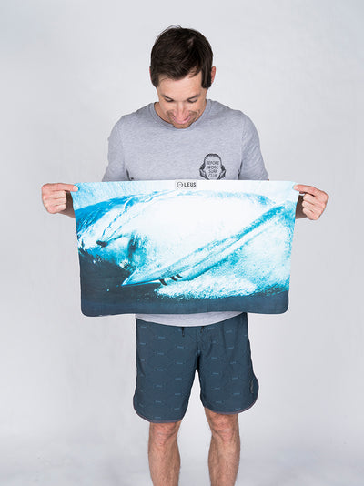 Todd Glaser x LEUS Gym Towel - LEUS Towels