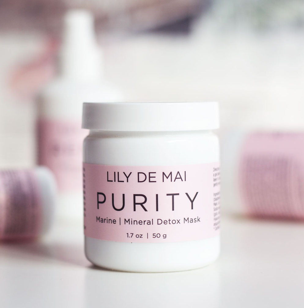 PURITY:  Deep Down Detox for Sensitive Skin  (& How to Boost It For Maximum Results)