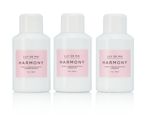 HARMONY Omega 3|6 Recovery Body Serums