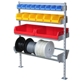 """Sparky"" Full Height 3 Shelf + Cable Rack"