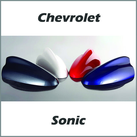 Chevrolet Sonic Shark Fin Antenna