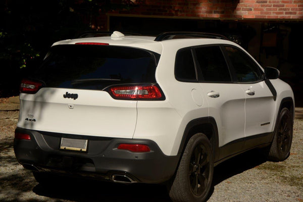 Jeep Cherokee Shark Fin Antenna