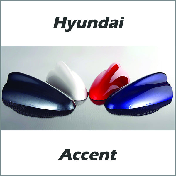 Hyundai Accent Shark Fin Antenna