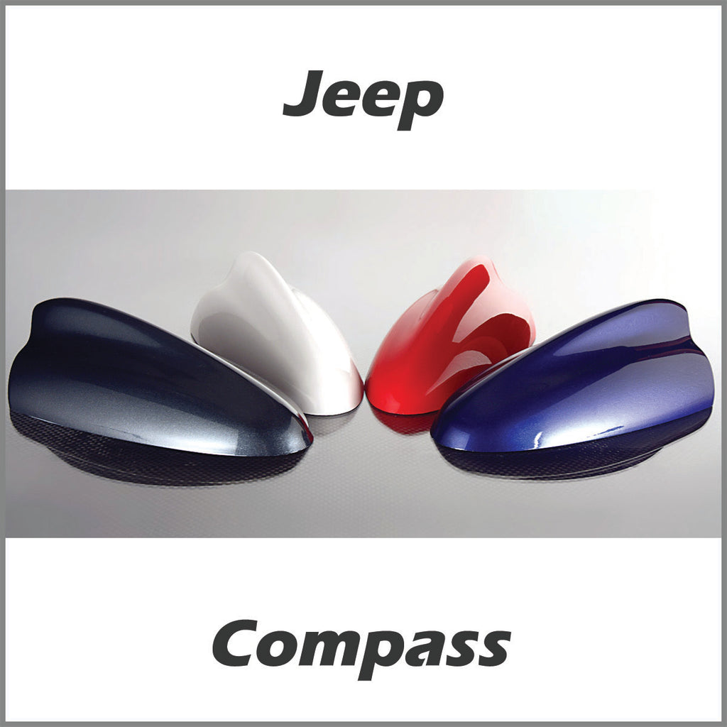 Jeep Compass Shark Fin Antenna