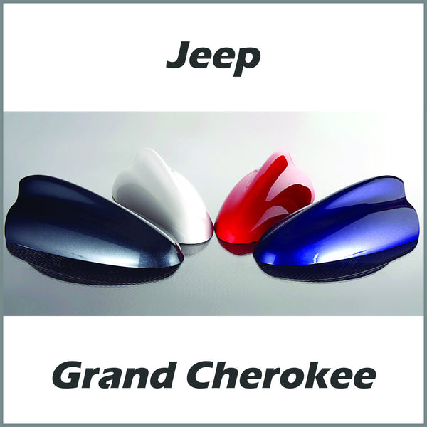 Jeep Grand Cherokee Shark Fin Antenna
