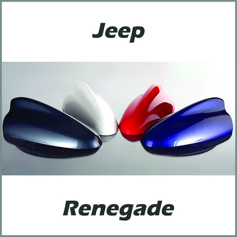Jeep Renegade Shark Fin Antenna