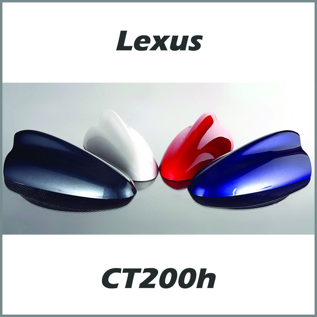 Lexus CT200h Shark Fin Antenna