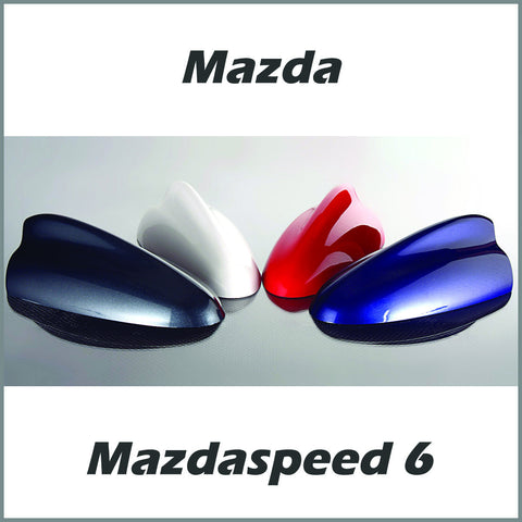 Mazdaspeed 6 Shark Fin Antenna