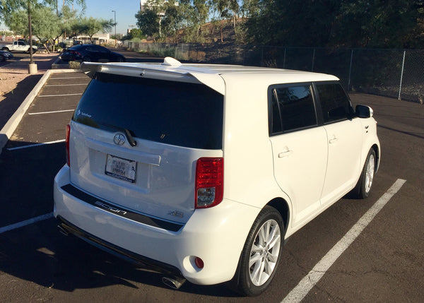 Scion xB Shark Fin Antenna