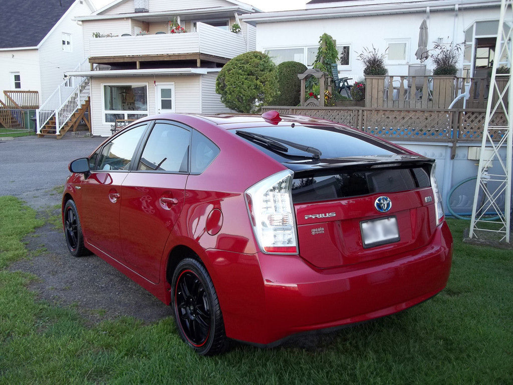 ... Toyota Prius Without Solar Roof Shark Fin Antenna
