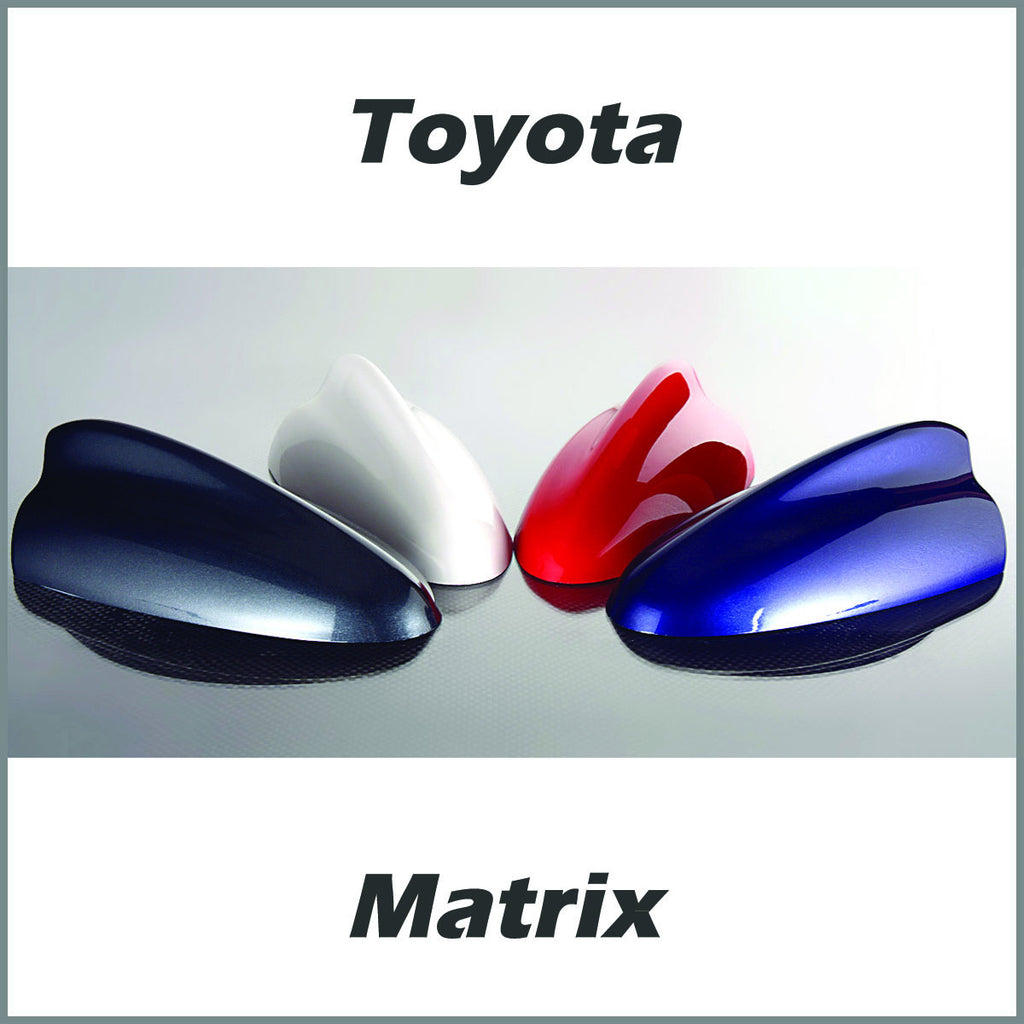 Toyota Matrix Shark Fin Antenna