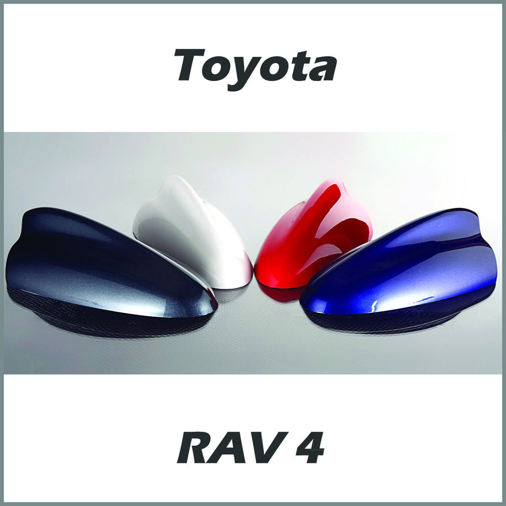 Toyota Rav4 Shark Fin Antenna Visual Garage Inc