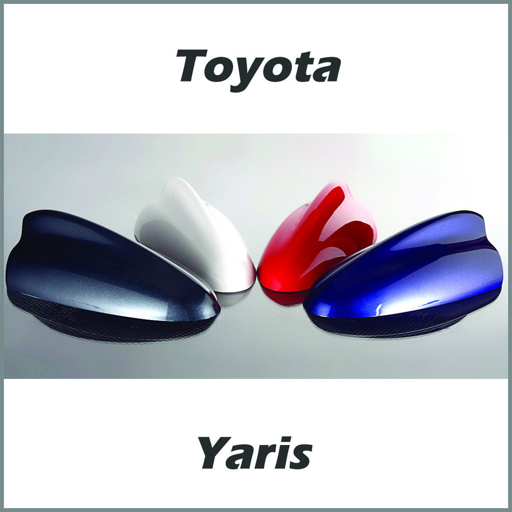 Toyota Yaris Shark Fin Antenna