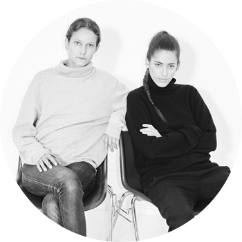 Founder of Ottolinger - Christa Bösch and Cosima Gadient