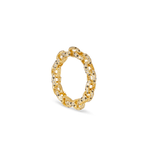 """SEPPER CHAIN"" RING"