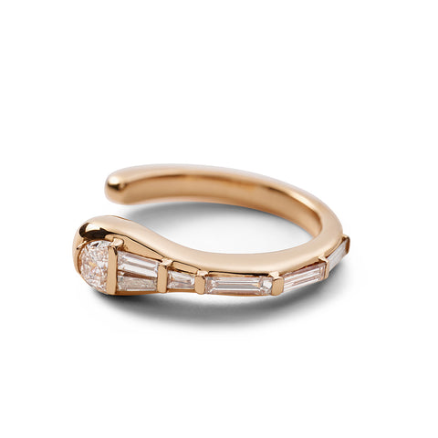 """Open Wrap"" Ring"