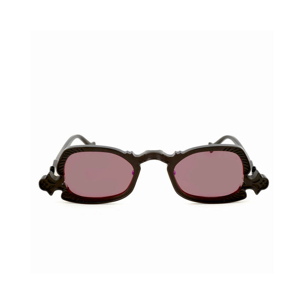 """ARSENIC"" BLACK / WINE SUNGLASSES"