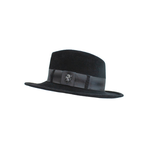 """DW 437 Black"" Hat"