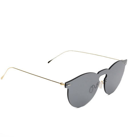 """Leonard Mask"" Metal Sunglasses"