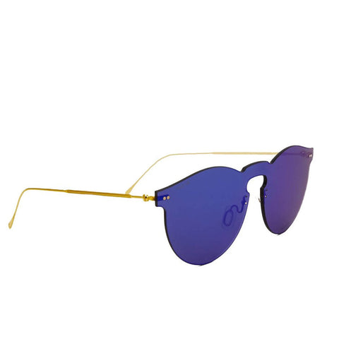 """Leonard Mask"" Royal Blue Sunglasses"