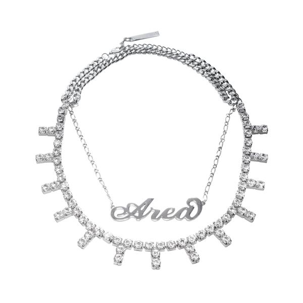 """Area Logo Chain"" Necklace"