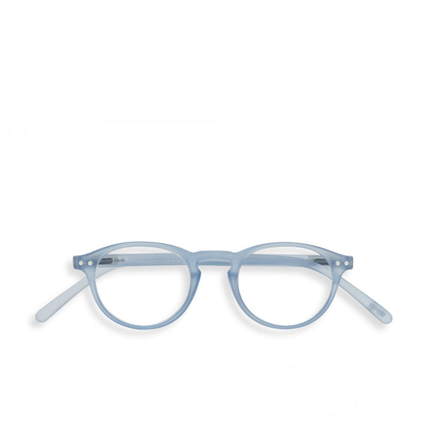 """A"" Aery Blue Reading Glasses"