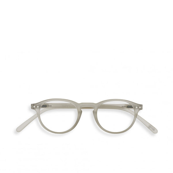 """A"" Defty Grey Reading Glasses"