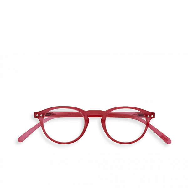 """A"" Sunset Pink Reading Glasses"
