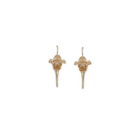 """Axic Short"" Earrings"