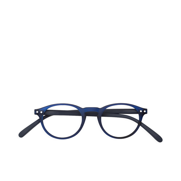 """A"" Archi Blue Reading Glasses"