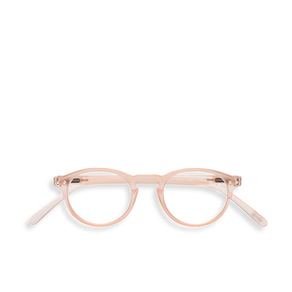 """A"" Rose Quartz Reading Glasses"