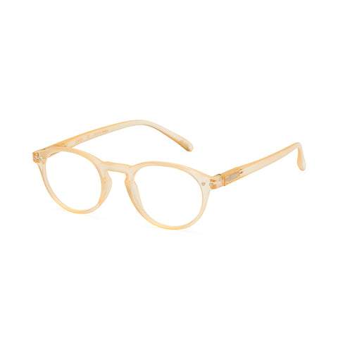 """A"" Fool's Gold Reading Glasses"