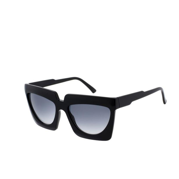 """Adele"" Black Sunglasses"