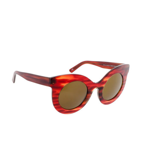 """Millicent Sun"" Red"