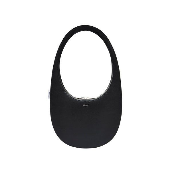 "BLACK ""SWIPE"" BAG"