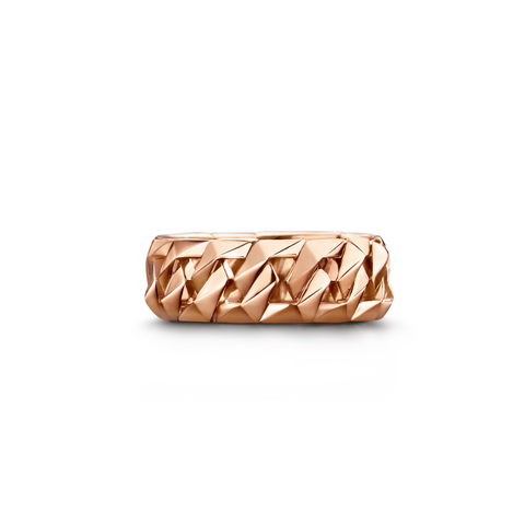 """ROSE GOLD BOND SIGNATURE"" RING II"
