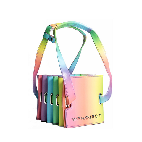 "MINI RAINBOW ""ACCORDION"" BAG"