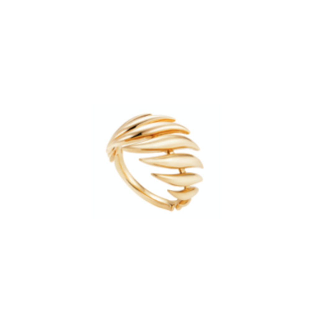 """FLAME SMALL"" RING"