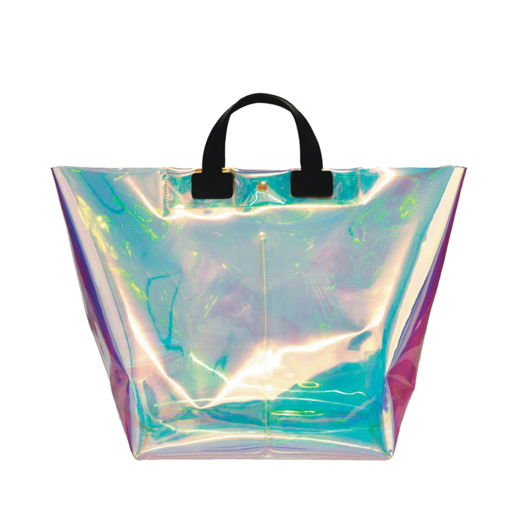 """Translucent Film Big Shopper"" Blue"