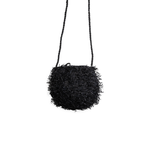 """SAKIPIK NOIR"" SMALL BAG"