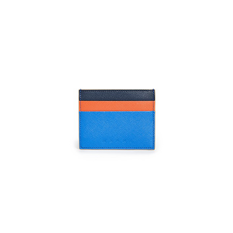 NAVY/ORANGE/BLACK CARDHOLDER