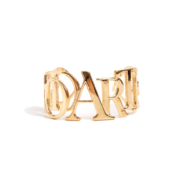 """RODARTE"" GOLD-PLATED CUFF"