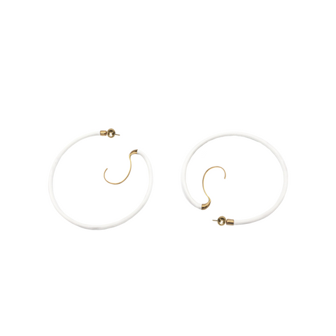 Upside down hoops M