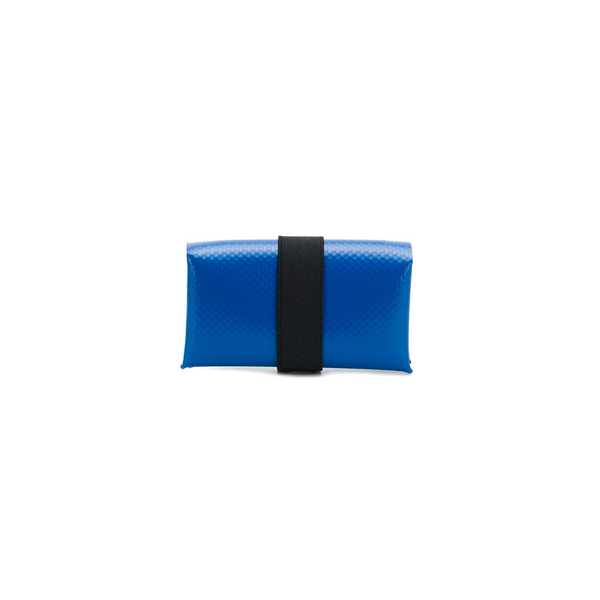 BLUE POUCH WALLET