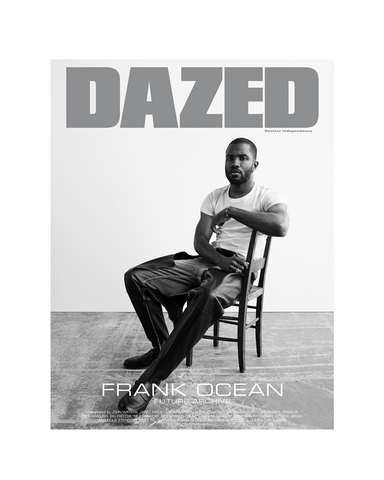 Dazed & Confused Vol. 4 Summer 2019 ft. Frank Ocean